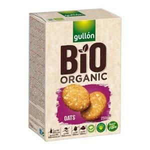 Gullón BIO Ovesno - pšeničné sušenky 250 g