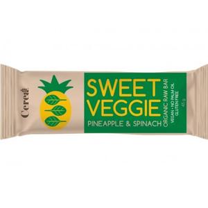 Cerea Sweet Veggie ananas a špenát 45 g