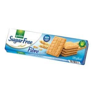 Gullón Fibre sušenky s vlákninou, bez cukru 170 g