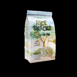 BenlianFood Rice snack pesto 50 g