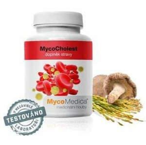 MycoMedica MycoCholest 120 kapslí