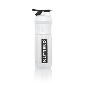 Nutrend sportovní láhev 1000 ml bílá