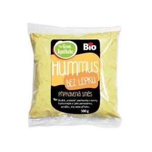 Green Apotheke Hummus bezlepkový BIO 200 g