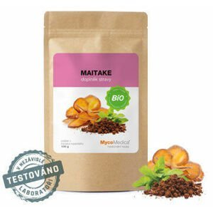 MycoMedica Maitake prášek Bio 100 g