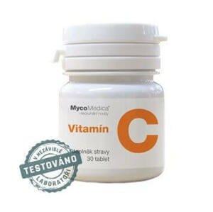 MycoMedica Vitamín C tablet 30 tablet