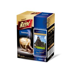 René káva Guatemala 10 kapslí