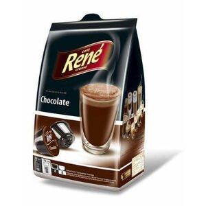 René kapsle Chocolate horká čokoláda 16 kapslí