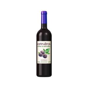 Rybízák Ostružinové víno 750 ml