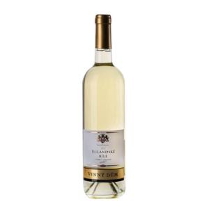 Vinný dům Rulandské bílé 2013 - výběr z hroznů suché 0,75 l