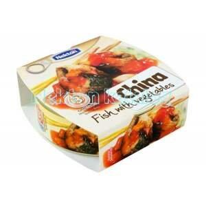 NEKTON Opečená ryba se zeleninou China 200 g