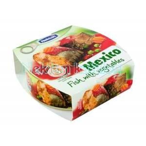 NEKTON Opečená ryba se zeleninou Mexico 200 g