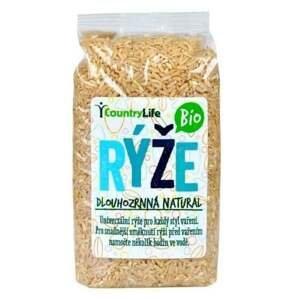 Country Life Rýže dlouhozrnná natural BIO 500 g