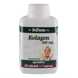 MedPharma Kolagen 300 mg 67 tablet