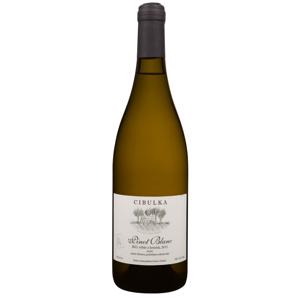 Víno Cibulka Mikulovská Pinot Blanc Bio 0,75 l