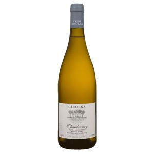 Víno Cibulka Mikulovská Chardonnay Bio 0,75 l