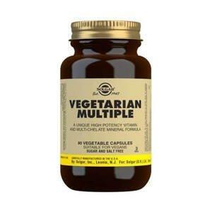 Solgar Multivitamín pro vegetariány 90 tablet