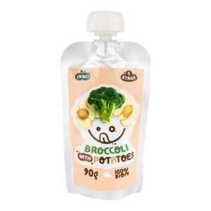 OVKO příkrm brokolice, brambora 90 g  BIO