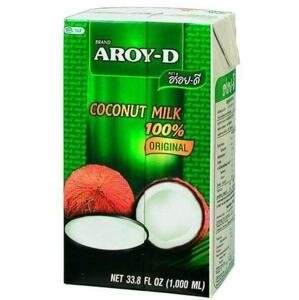 Aroy-D Kokosové mléko 1000 ml