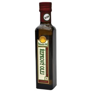 Bohemia olej Řepkový 250 ml LZS a RAW