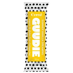 Cerea Guudie BIO 35 g vanilka