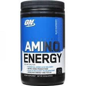 Optimum Nutrition Amino Energy 270 g - borůvka