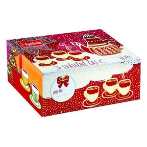 Apotheke Dárková kazeta Kolekce ovocných čajů 48 sáčků
