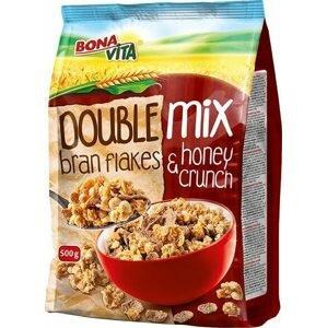 Bonavita Double mix cereální lupínky BF a Honey crunch 500 g