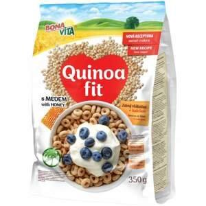 Bonavita Cereální lupínky Quinoa fit sáček 350 g