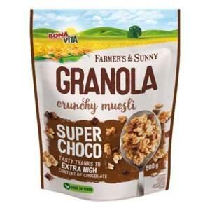 Bonavita musli Granola super čokoláda 500 g