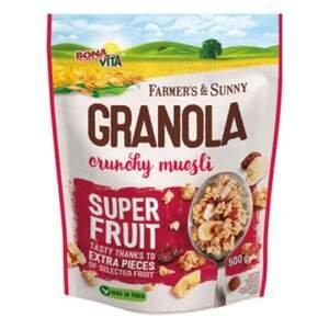 Bonavita musli Granola super fruit 500 g