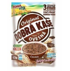 Bonavita Dobrá kaše ovesná čokoládová 65 g
