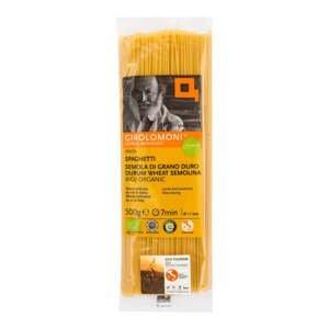 Girolomoni Těstoviny špagety semolinové 500 g BIO