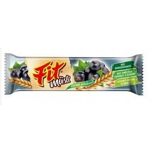 Fit Musli černá jeřabina 30 g