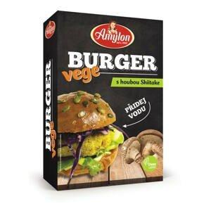 Amylon Vege Burger s houbami shiitake 125 g