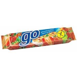 Fit Go jahoda a jogurt 23 g
