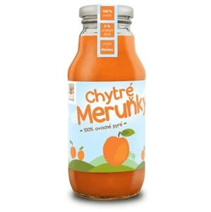 Chytré ovoce Chytré meruňky 100 % 315 ml