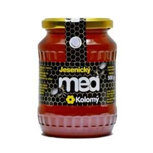 Jesenický med Květový lesní 500 g