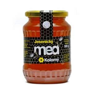 Jesenický med Květový 500 g