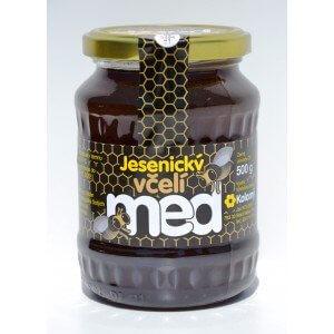 Jesenický med Květový pohankový 500 g