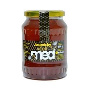 Jesenický med Květový malinový 500 g