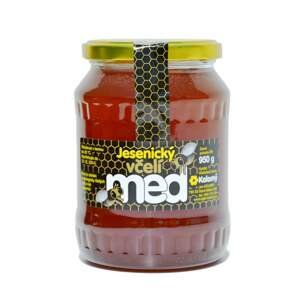 Jesenický med Květový malinový 950 g