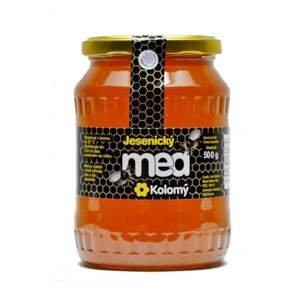 Jesenický med Květový javorový 500 g