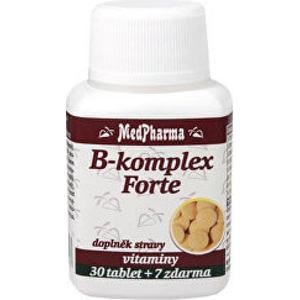 MedPharma B-komplex Forte 37 tab.