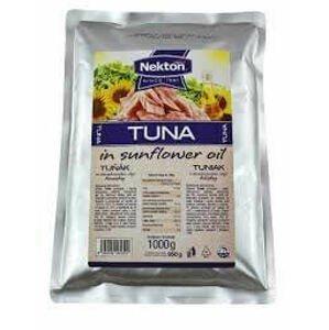 NEKTON Tuňák ve slunečnicovém oleji kousky 1000 g