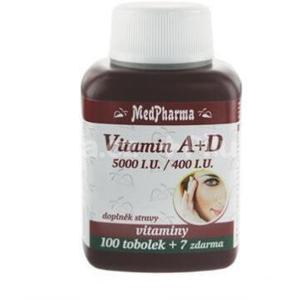 MedPharma Vitamin A+D (5000 m.j./400 m.j.) 37 tablet