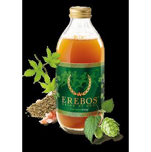 Erebos Bitter Přírodní energetický nápoj 330 ml