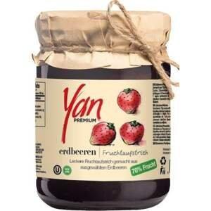 YAN Jahodová marmeláda 300 g