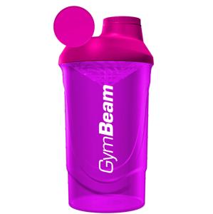 GymBeam Shaker růžový 600 ml
