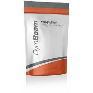 GymBeam Protein True Whey 1000 g - čokoláda/stévie