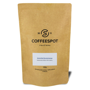Coffeespot Kolumbie Bucaramanga 500 g